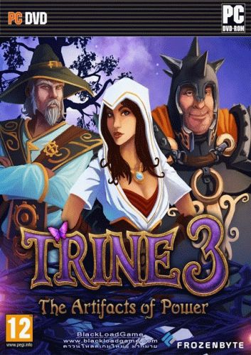 Trine 3 The Artifacts of Power By Crisis