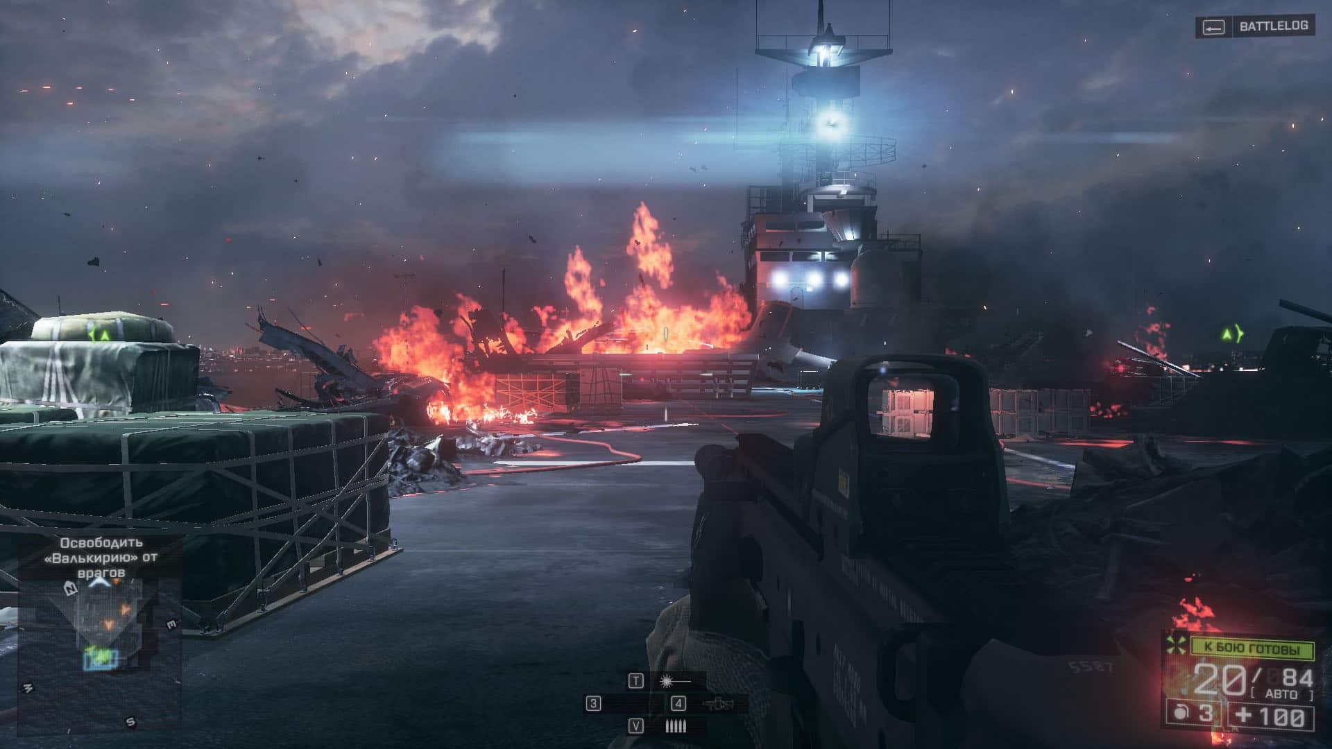 Battlefield 4 Скачать Торрент Origin
