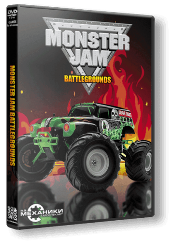 Monster Jam Battlegrounds 2015 PC