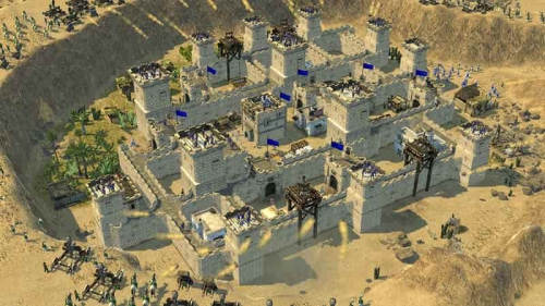 Stronghold Crusader 2 by Let'sРlay