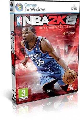 NBA 2K15 2014