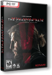 Metal Gear Solid V Phantom Pain R.G. Steamgames