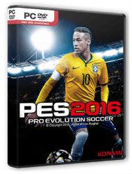 Pro Evolution Soccer 2016 PC Repack R.G.Steamgames
