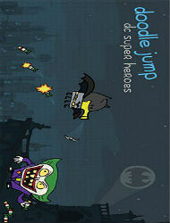 Doodle Jump DC Super Heroes Android