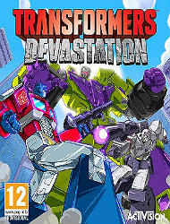 Transformers Devastation 2015