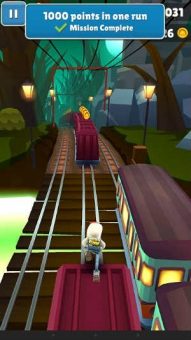 Subway Surfers World Tour Transylvania