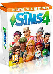 The Sims 4 Deluxe Edition R.G. Steamgames