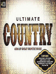Ultimate Country 4CD (2015) FLAC