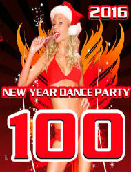 100 New Year Dance Party 2016 (2015) MP3