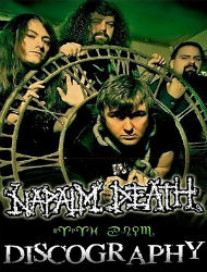 Napalm Death Discography