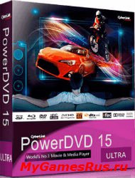 CyberLink PowerDVD Ultra 15 by qazwsxe