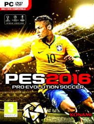Pro Evolution Soccer 2016 by Mizantrop1337