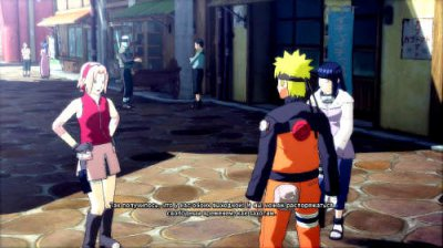 Naruto Shippuden Ultimate Ninja Storm 4 DE by FitGirl