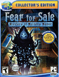 Fear for Sale The Mystery of McInroy Manor CE
