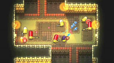 Enter the Gungeon 2016 PC GOG