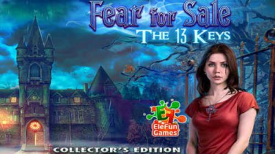 Fear for Sale 5 The 13 Keys CE