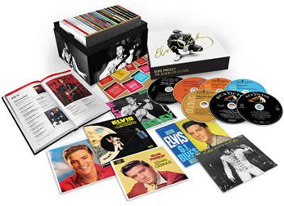 Elvis Presley The RCA Album Collection 60CD FLAC