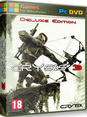 Crysis 3 Digital Deluxe Edition PC Rip by nemos