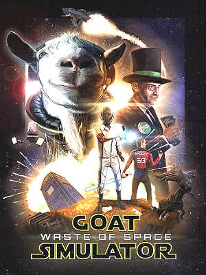 Goat Simulator Waste of Space 2016 PC R.G.Механики