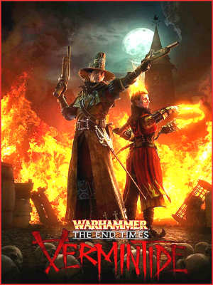 Warhammer End Times - Vermintide by Fisher