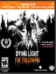 Dying Light The Following - Enhanced Edition R.G.Catalyst