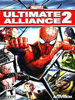 Marvel: Ultimate Alliance 2 2016 PC by nemos