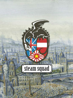Steam Squad 2016 PC Лицензия