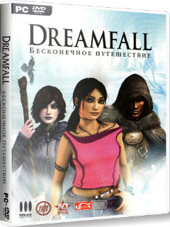 Dreamfall The Longest Journey 2006 PC RePack