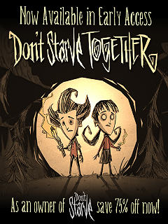 Don't Starve Together 2016 PC Salat Production