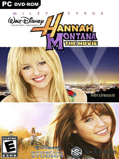Hannah Montana The Movie 2009 PC RePack