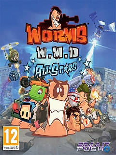 Worms W.M.D 2016 PC by xatab