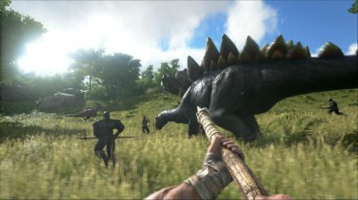 ARK Survival Evolved 2015 PC Repack by Pioneer