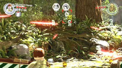 LEGO Star Wars The Force Awakens DE 2016 PC Let'sPlay
