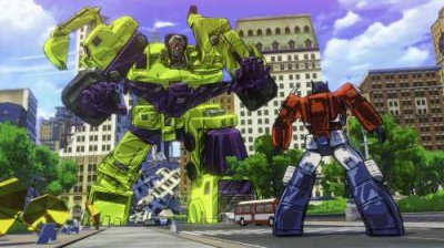 Transformers Devastation 2015 PC RePack от xatab