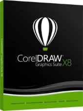 CorelDRAW Graphics Suite X8 2016 PC