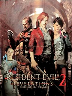 Resident Evil Revelations 2 Episode 1 - 4 by xatab