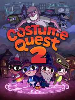 Costume Quest 2 2014 PC Лицензия