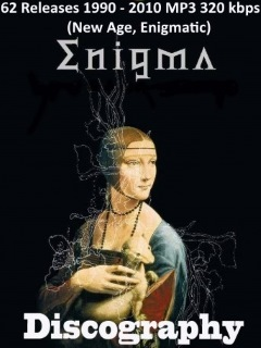 Enigma Discography 1990 - 2010 MP3 320 kbps