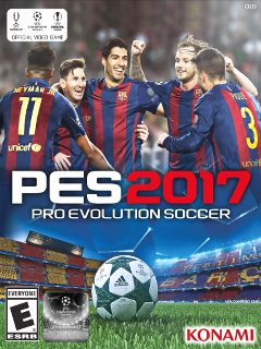 Pro Evolution Soccer 2017 (2016) PC Лицензия
