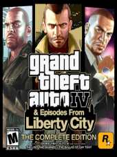 Grand Theft Auto IV Complete Edition by xatab