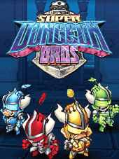 Super Dungeon Bros 2016 PC Лицензия