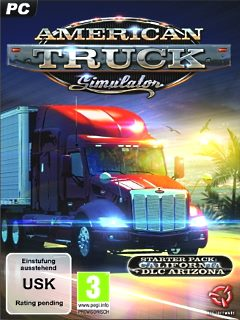 American Truck Simulator 2016 PC by nemos