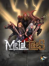 Metal Tales Fury of the Guitar Gods 2016 PC Лицензия