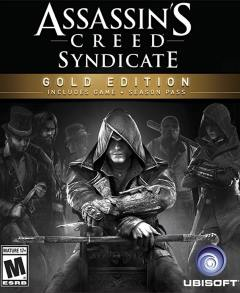 Assassin's Creed Syndicate Gold Edition R.G.Catalyst
