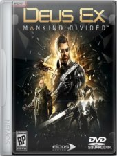 Deus Ex Mankind Divided DDE 2016 PC by nemos