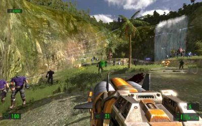 Serious Sam HD The First Encounter 2009 PC