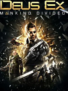 Deus Ex Mankind Divided DDE R.G.Механики
