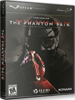 Metal Gear Solid V The Phantom Pain by Decepticon