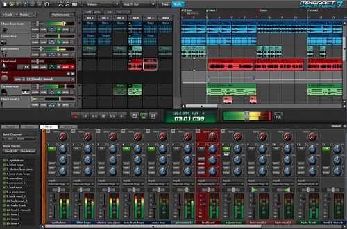 Acoustica mixcraft 7 русская версия торрент.