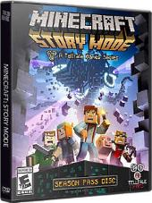 Minecraft Story Mode A Telltale Games Series 1 - 8 GOG